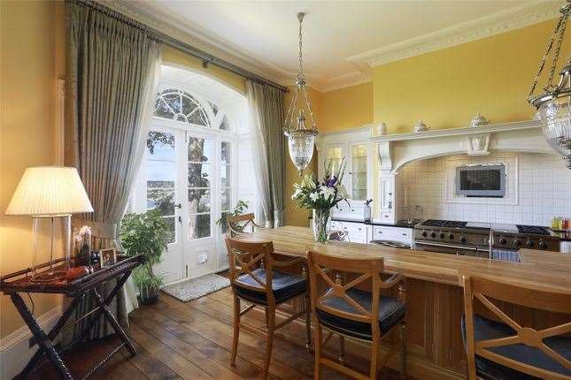 The property is Grade II*-listed. Picture: Zoopla / Strutt & Parker