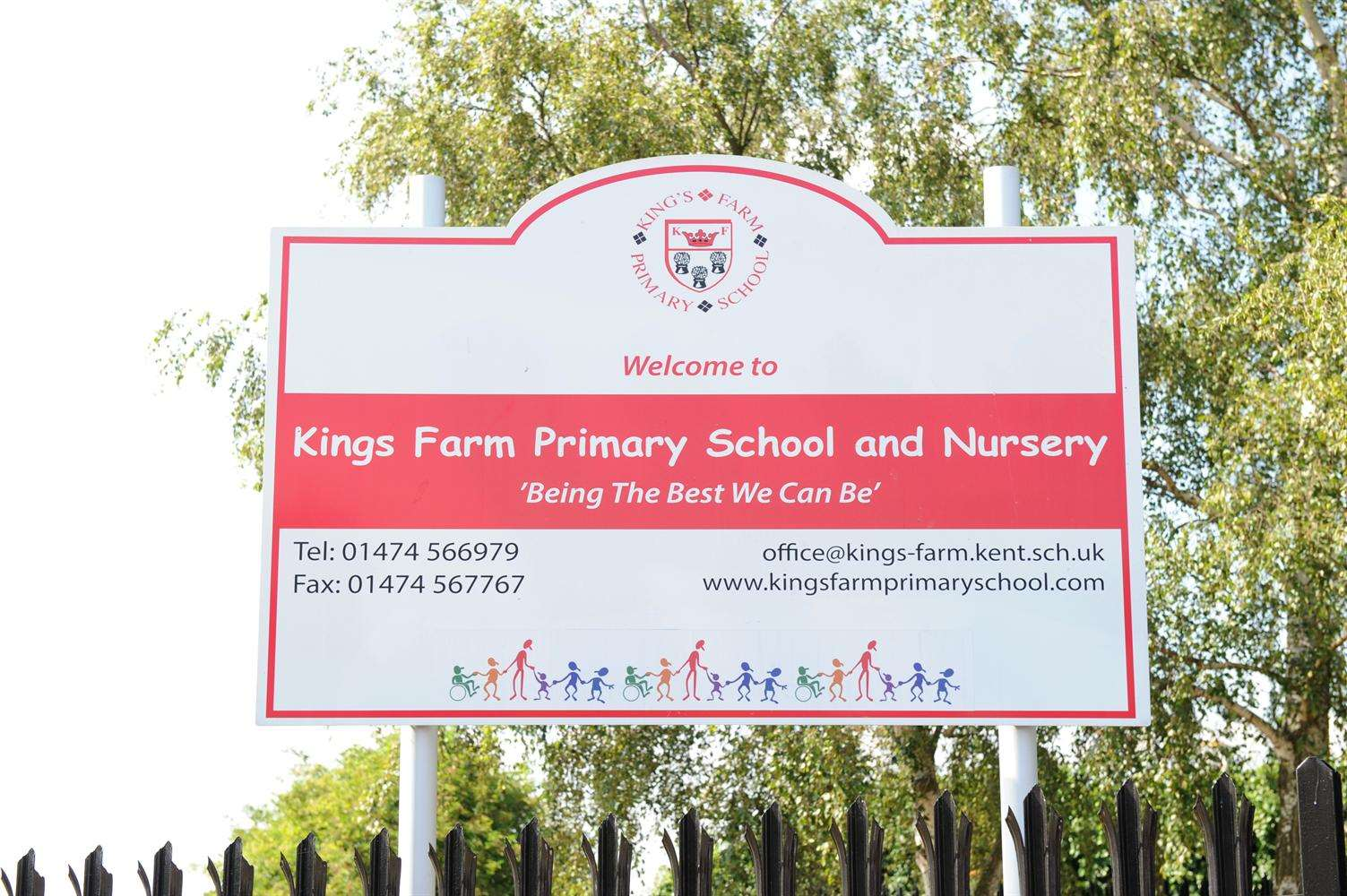 Kings Farm Primary School featured on a Dispatches investigation into exam cheating