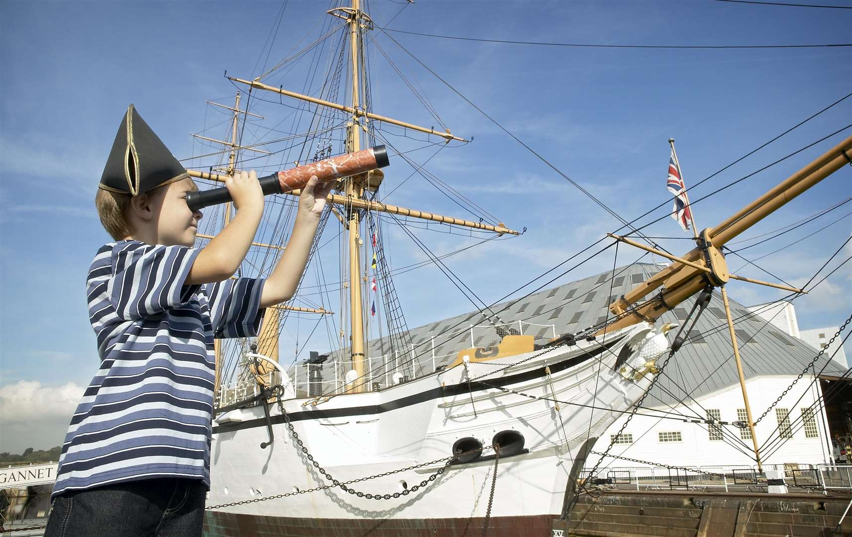 The Historic Dockyard Chatham will be part of Kent Big Weekend 2019