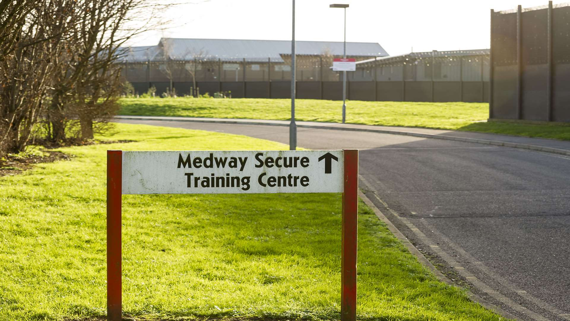 Medway Secure Training Centre.