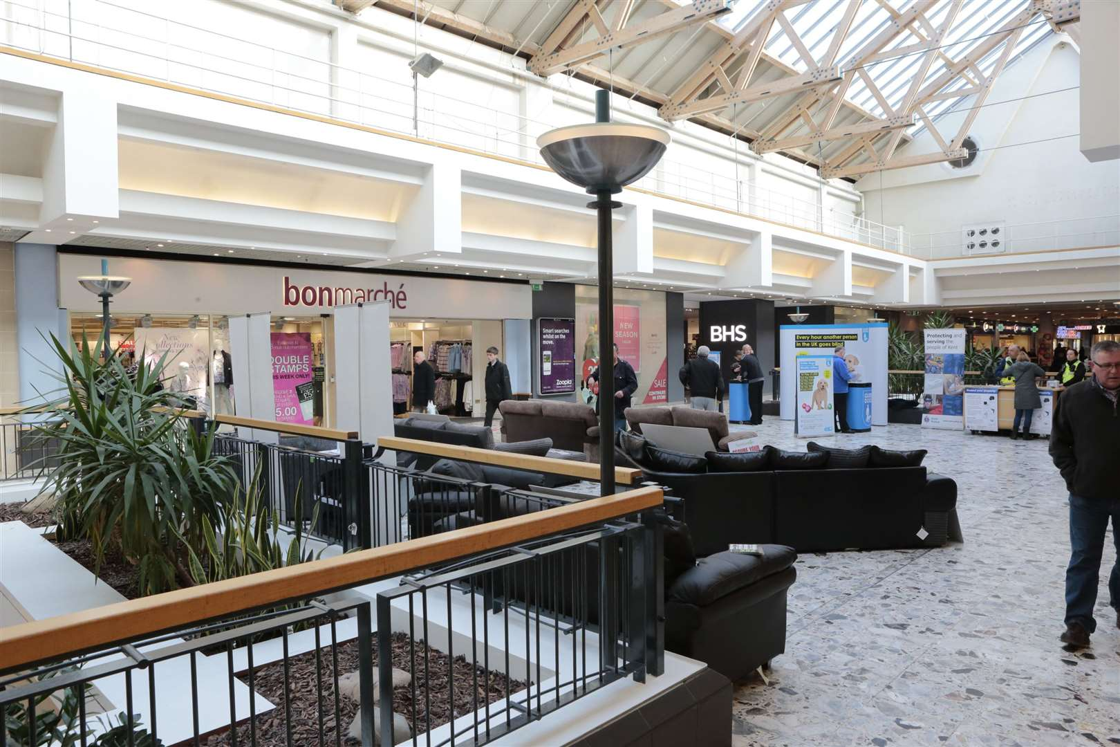 The Mall in Maidstone will host the free workshops