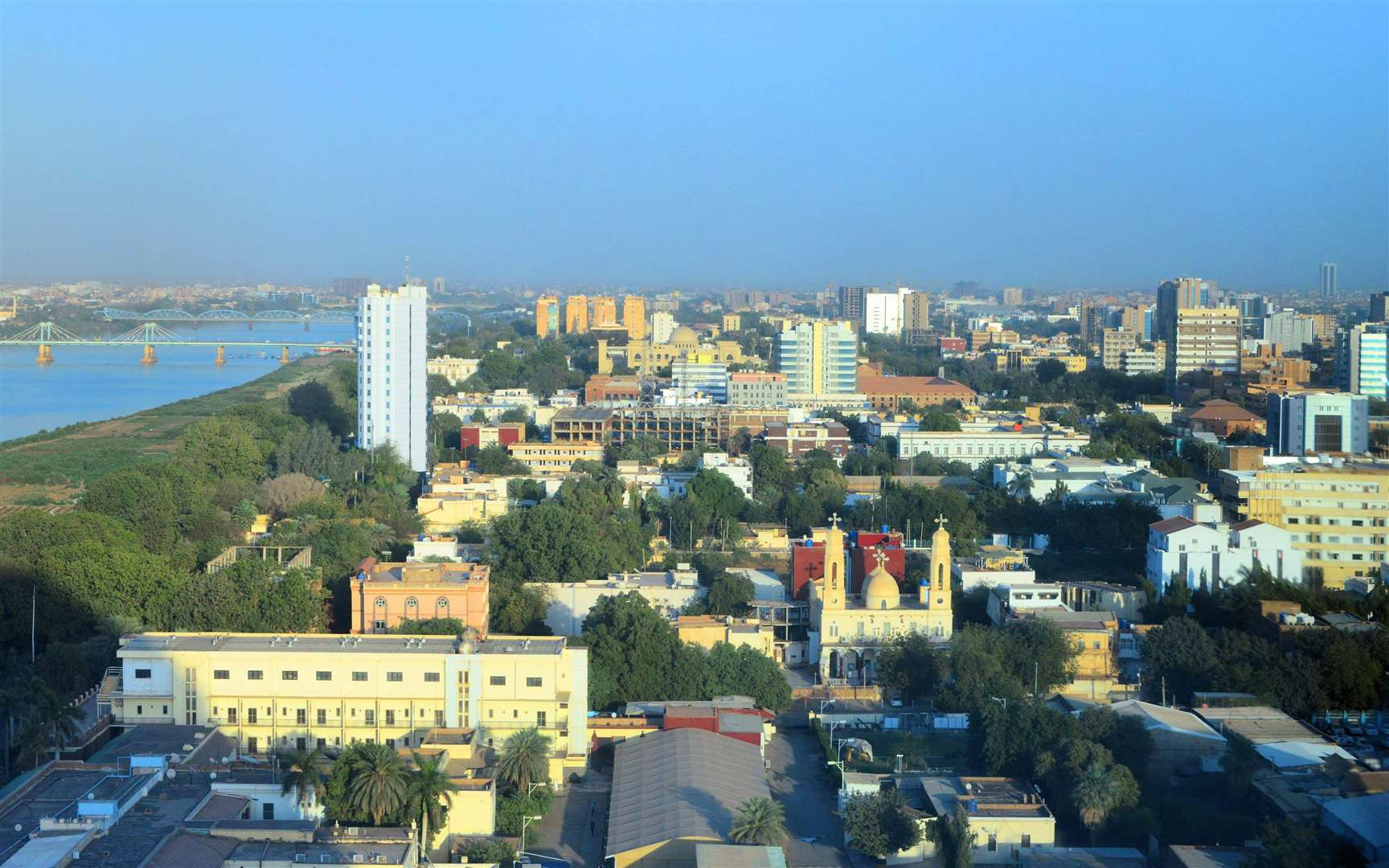 Skyline of the Sudanese capital. Picture: iStock/mtcurado