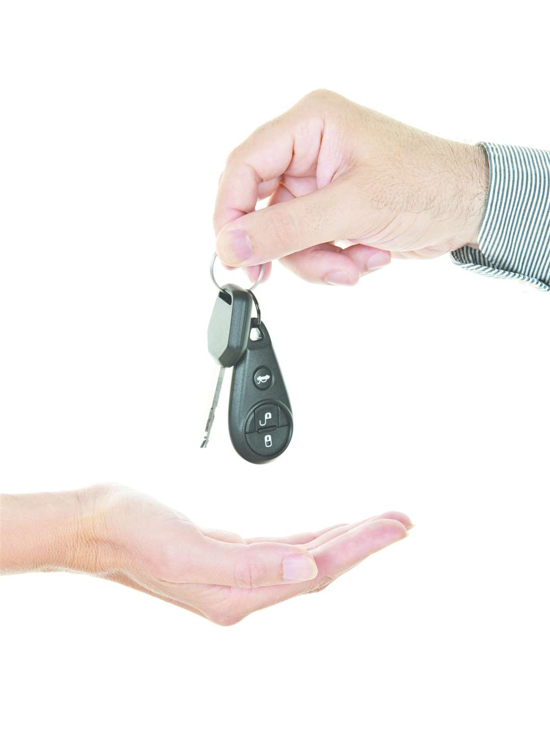 Police are warning drivers not to leave their car keys on show. Picture: iStock