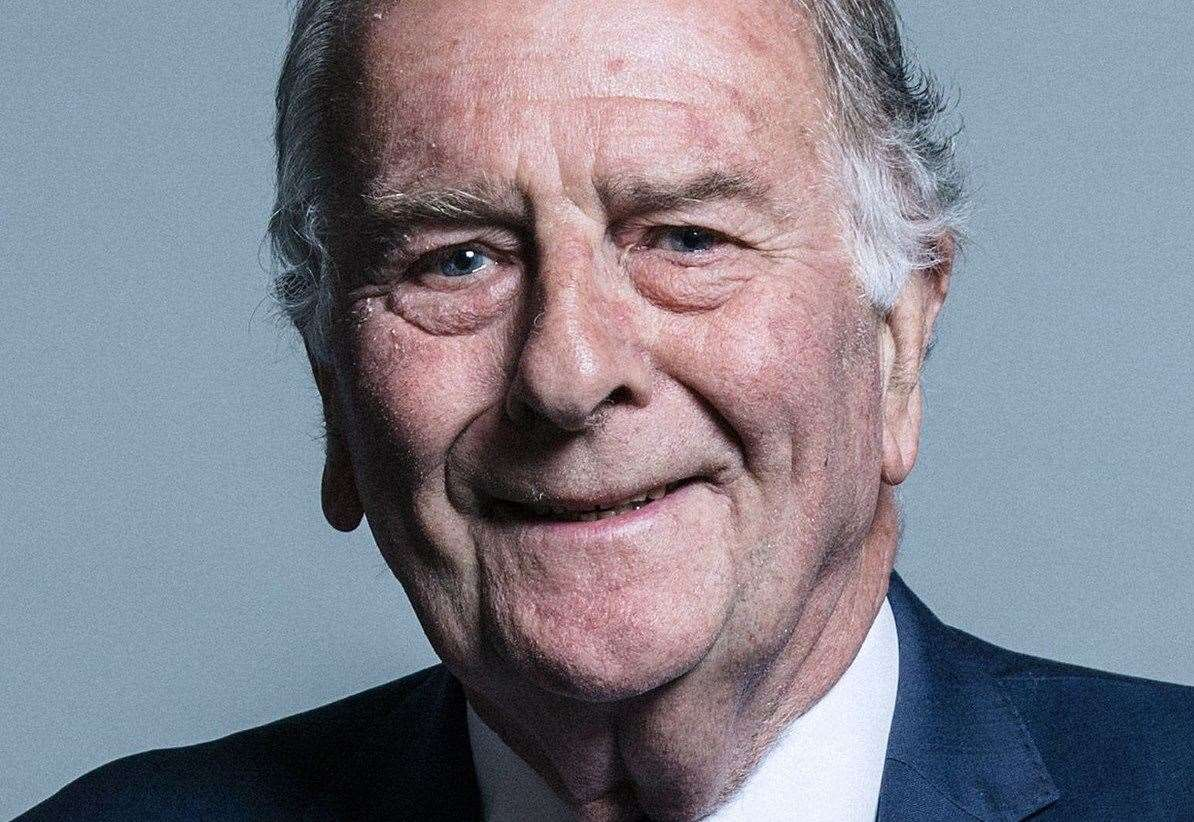 "North Thanet MP Sir Roger Gale says ""teachers' lives matter"""