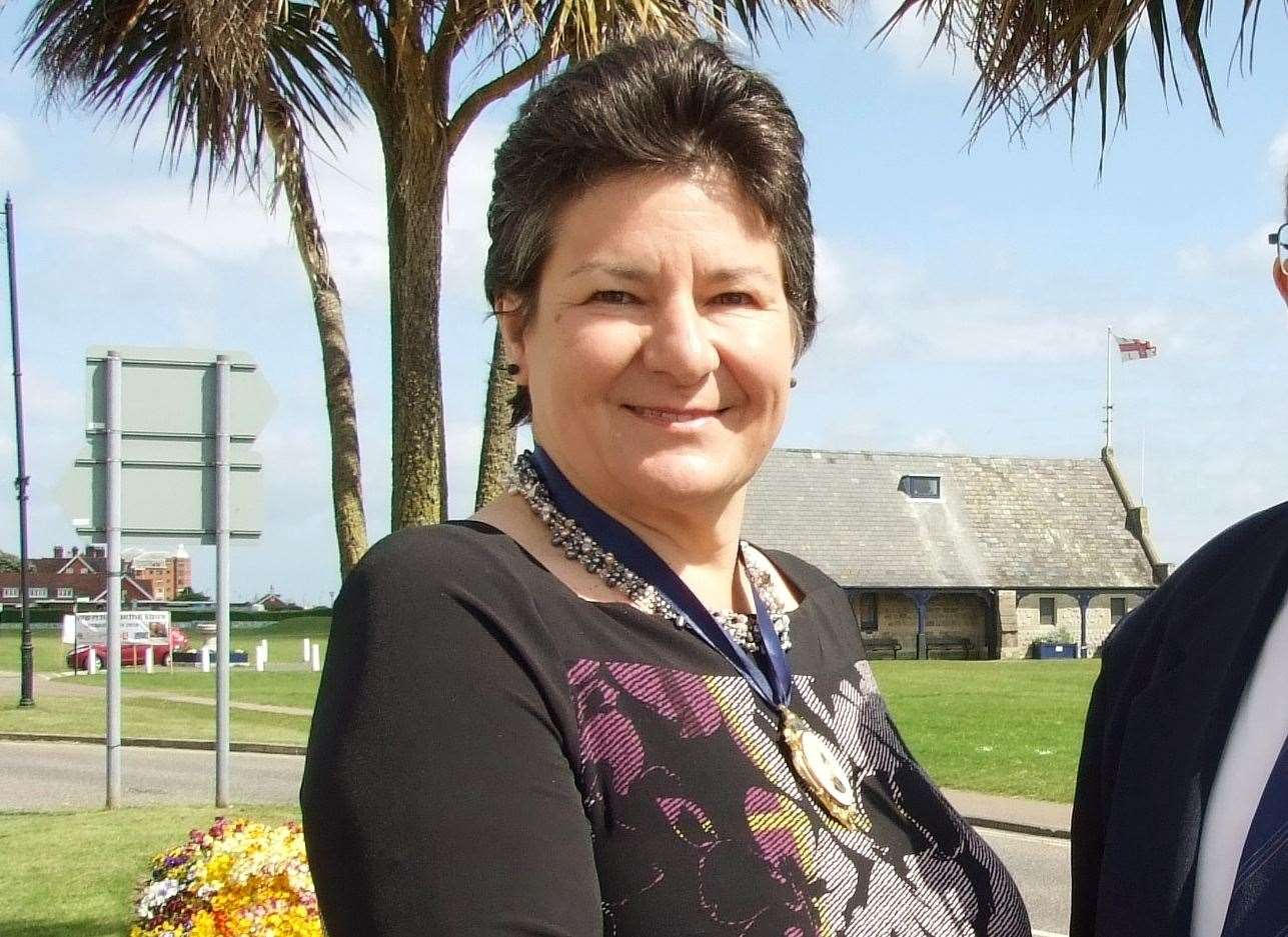 Cllr Sue Le Chevalier is chairman of Walmer Parish Council