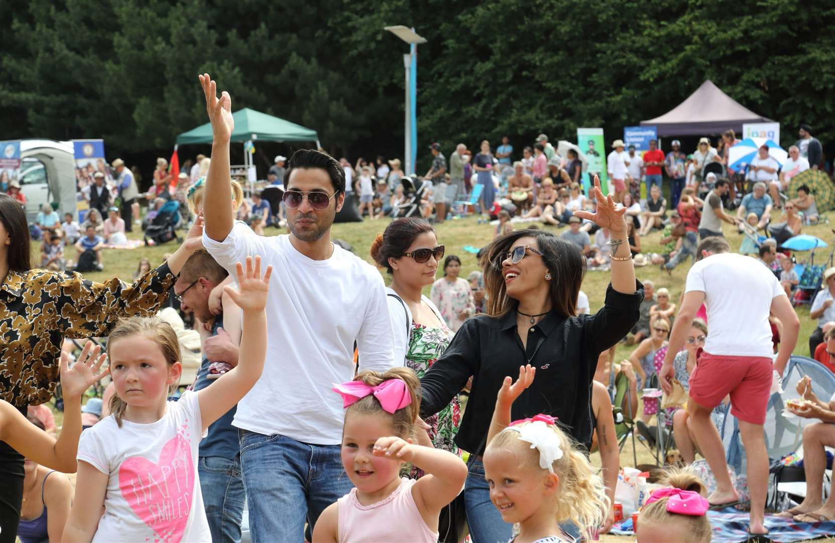 Maidstone Mela will be in Whatman Park