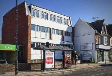 "National House in Herne Bay High Street is sold ""subject to contract"""