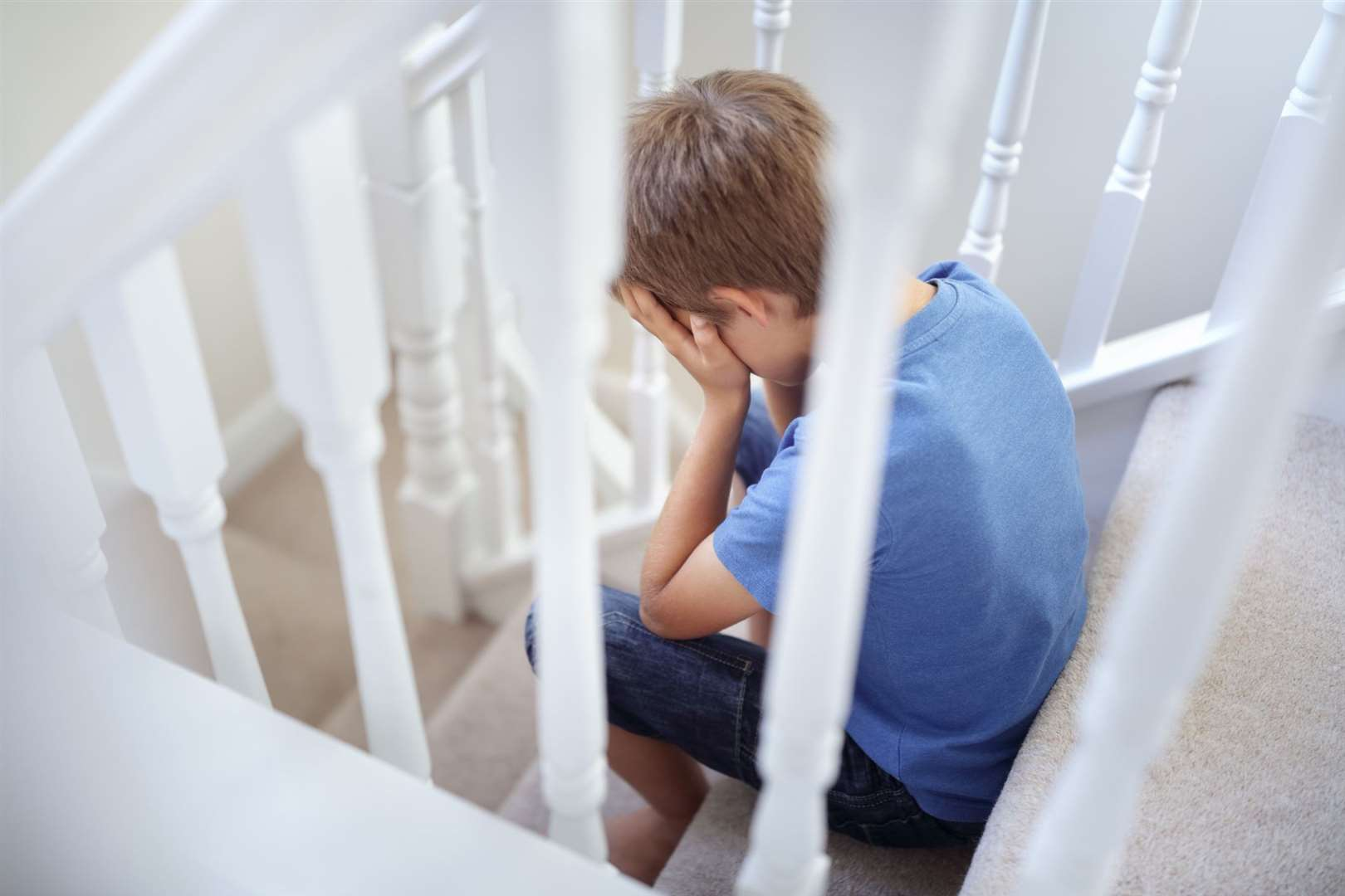 Children are struggling with everything that's going on. Photo: Getty Images/iStockphoto, BrianAJackson