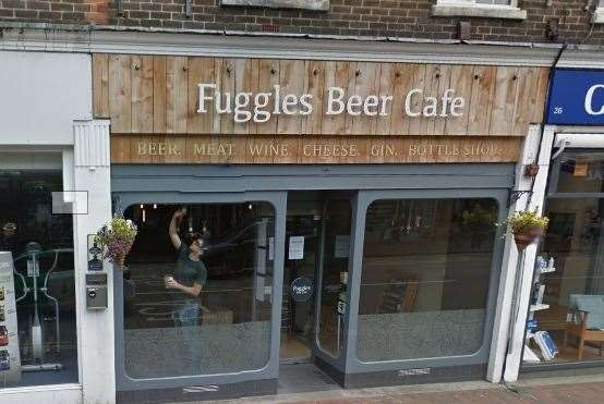The Tonbridge Calling after party at Fuggles Beer Cafe will still go ahead