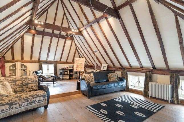 The property is valued at £850,000. Picture: Zoopla / Strutt & Parker