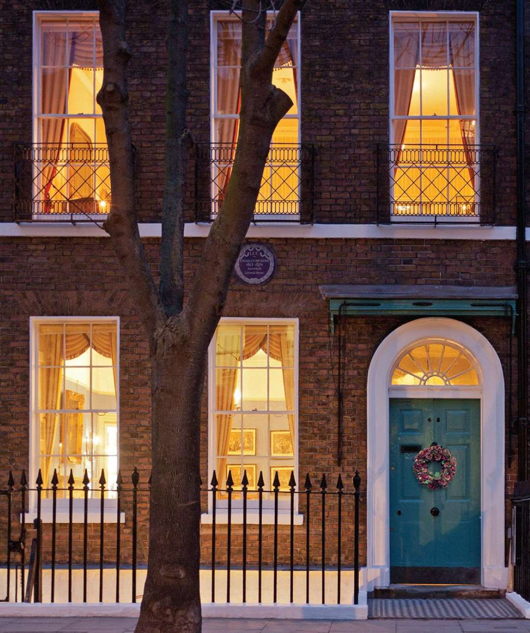 The Dickens Museum in London