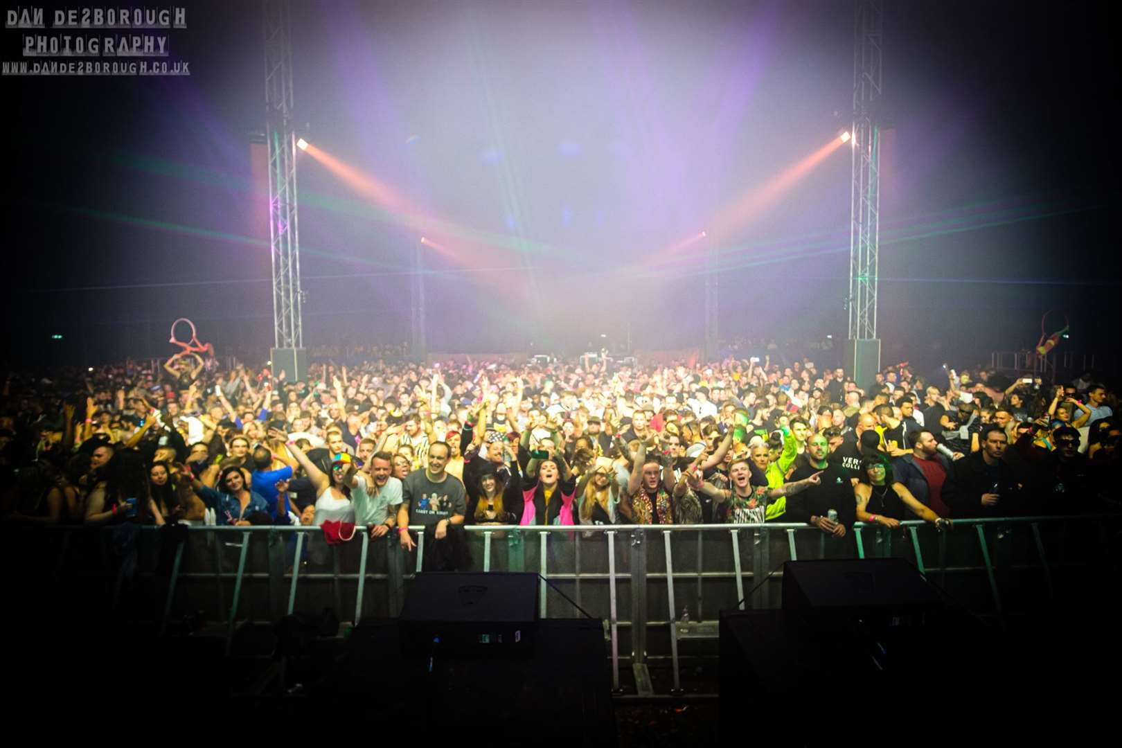6,000 people attended Connected Festival in 2019. Credit: Dan Desborough