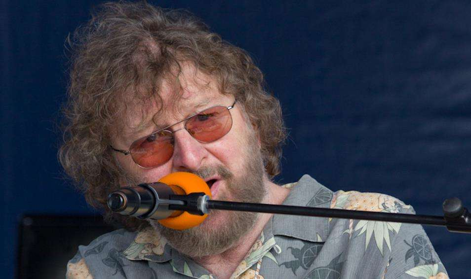 Chas Hodges performing in Dartford in 2012. Picture: Ian Marriott-Smith