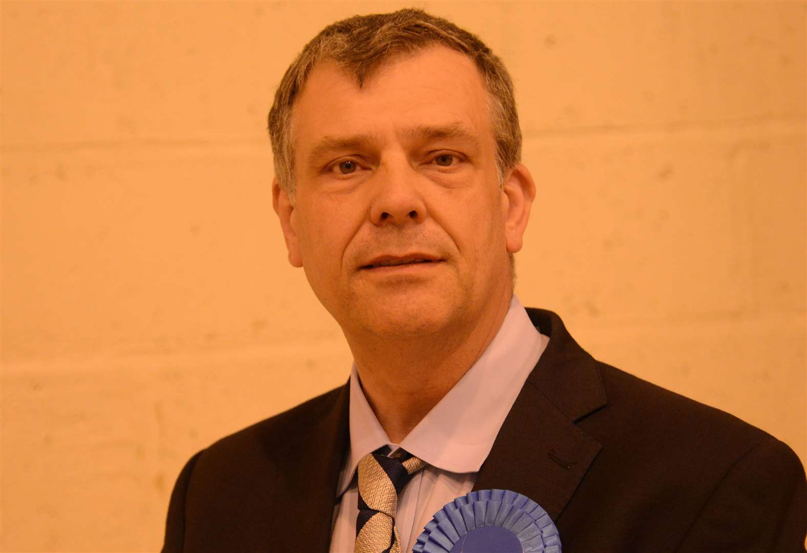 Cllr Paul Bartlett (Con) lives close to the site in Sevington