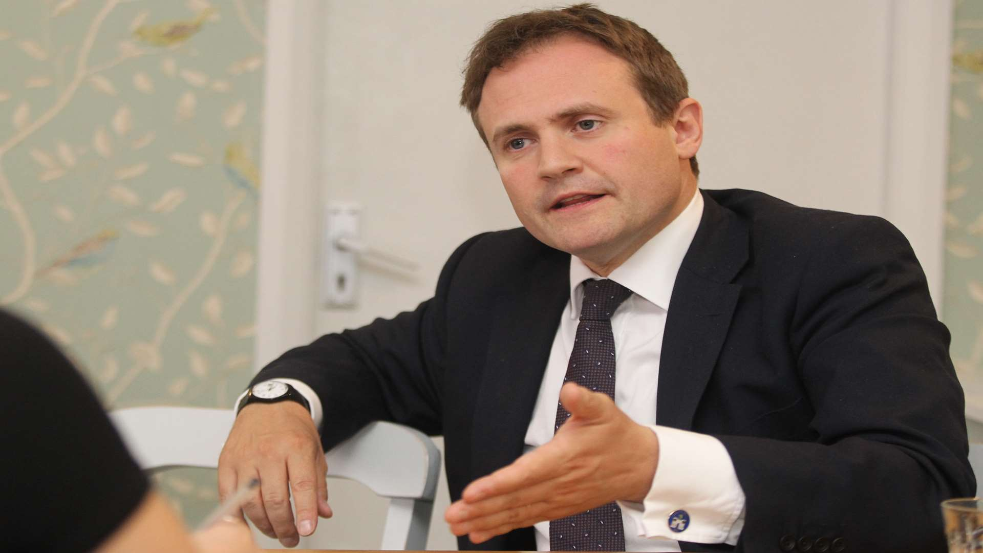 Tom Tugendhat MP