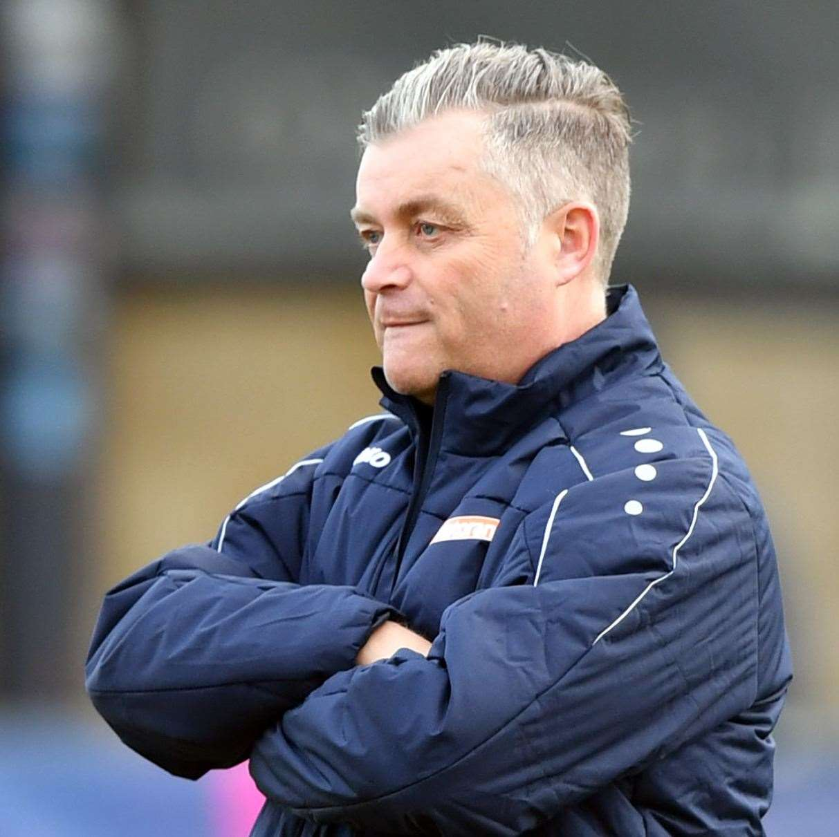 Dartford boss Steve King. Picture: Keith Gillard