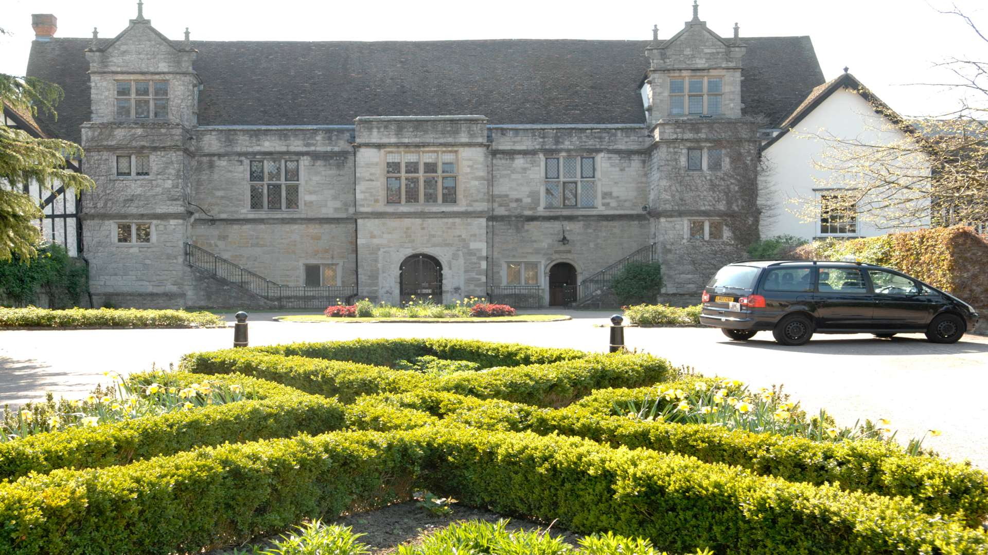 Archbishop's Palace in Maidstone