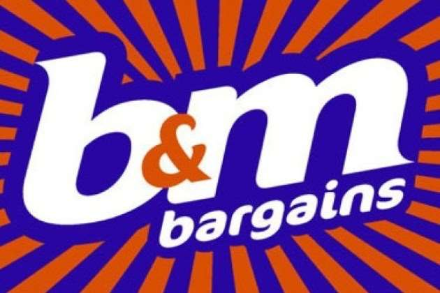 Jobs at B&M are being advertised