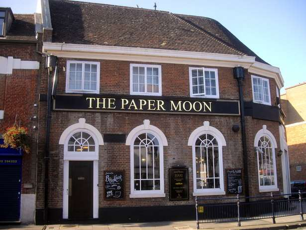 The Paper Moon in Dartford. Picture: Paul Farmer