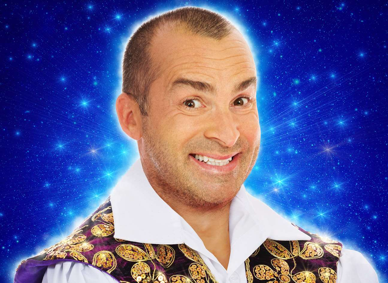 Louie Spence will help switch on Dartford's Christmas lights