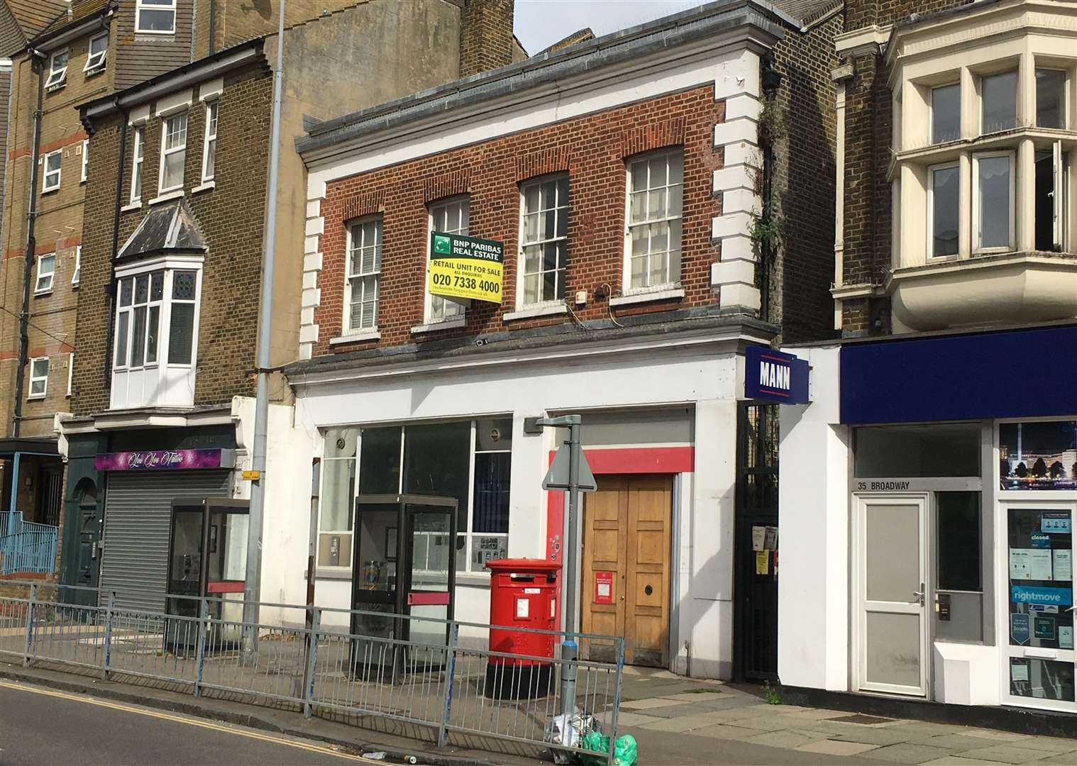 For sale: Sheerness Post Office