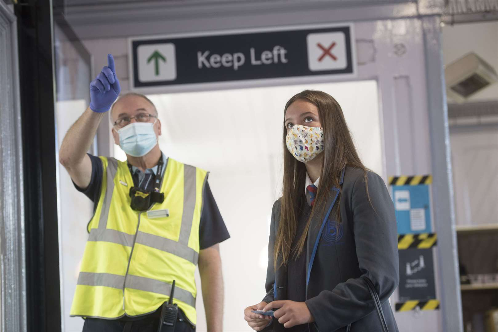 Southeastern had to introduce safety measures across their network to protect passengers from potential spread of coronavirus