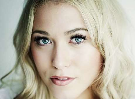 Amelia Lily plays fiery fairy Tinkerbell in Maidstone's Peter Pan