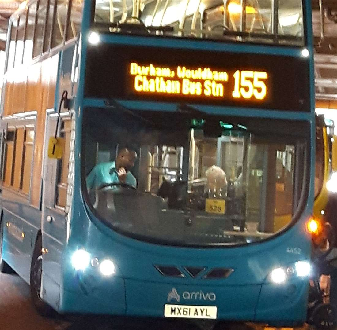 The 155 service