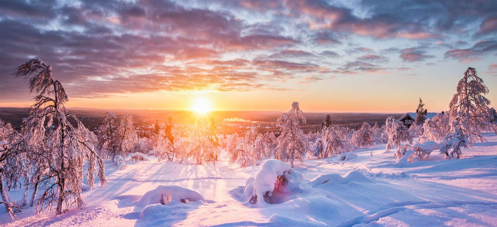 Swedish Lapland is one of vanishingly few places in Europe where you can get a sense of Mother Nature at her most raw and untamed.