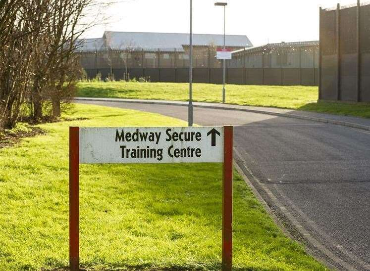 Medway Secure Training Centre (13648372)