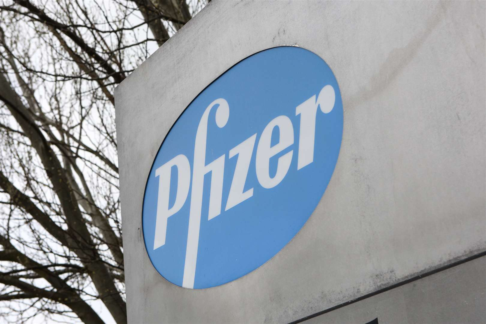 Pfizer in Sandwich is also where scientists Peter Dunn and Albert Wood discovered erectile dysfunction drug Viagra in 1997 Picture: Terry Scott