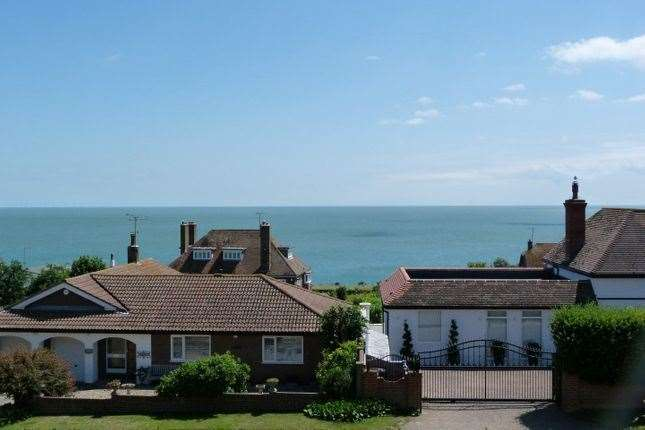 An example of the sea views. Picture: Zoopla / Mayes and Johnson Estate