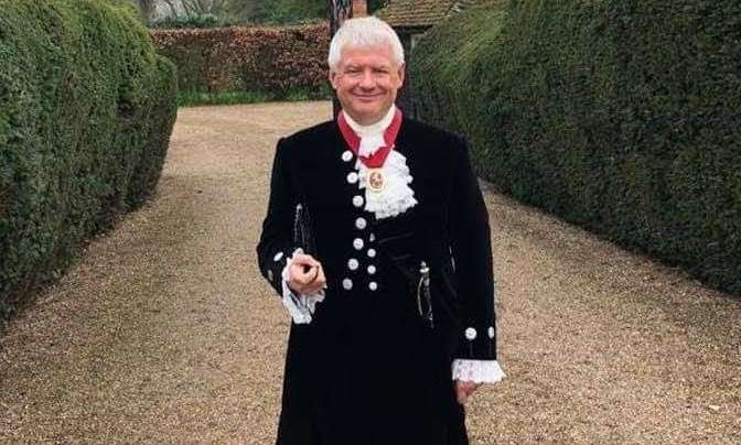 High Sheriff Paul Barrett(8369898)
