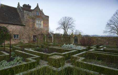 Sissinghurst Castle gardens Picture: National Trust