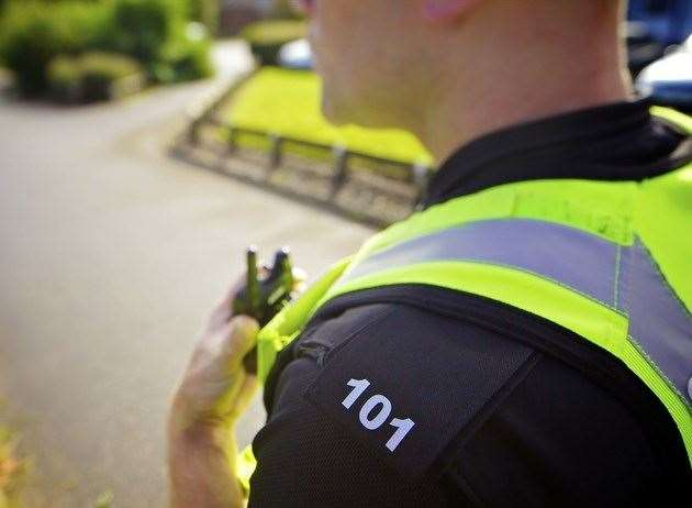 Police have issued advice after scam calls were made to residents across north Kent