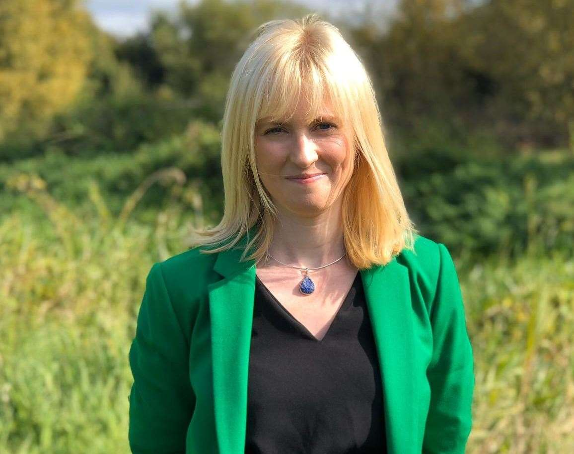 Rosie Duffield. Picture: Suzanne Bold/The Labour Party