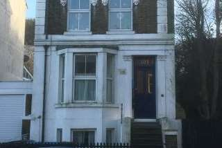 A house is up for auction in Dover with a guide price of £45,000 to £50,000. Picture: Clive Emson