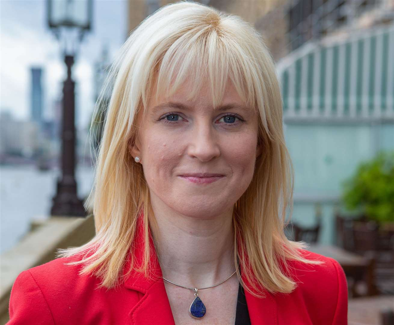 Canterbury MP Rosie Duffield said she would raise concerns about the Kent Police appointment