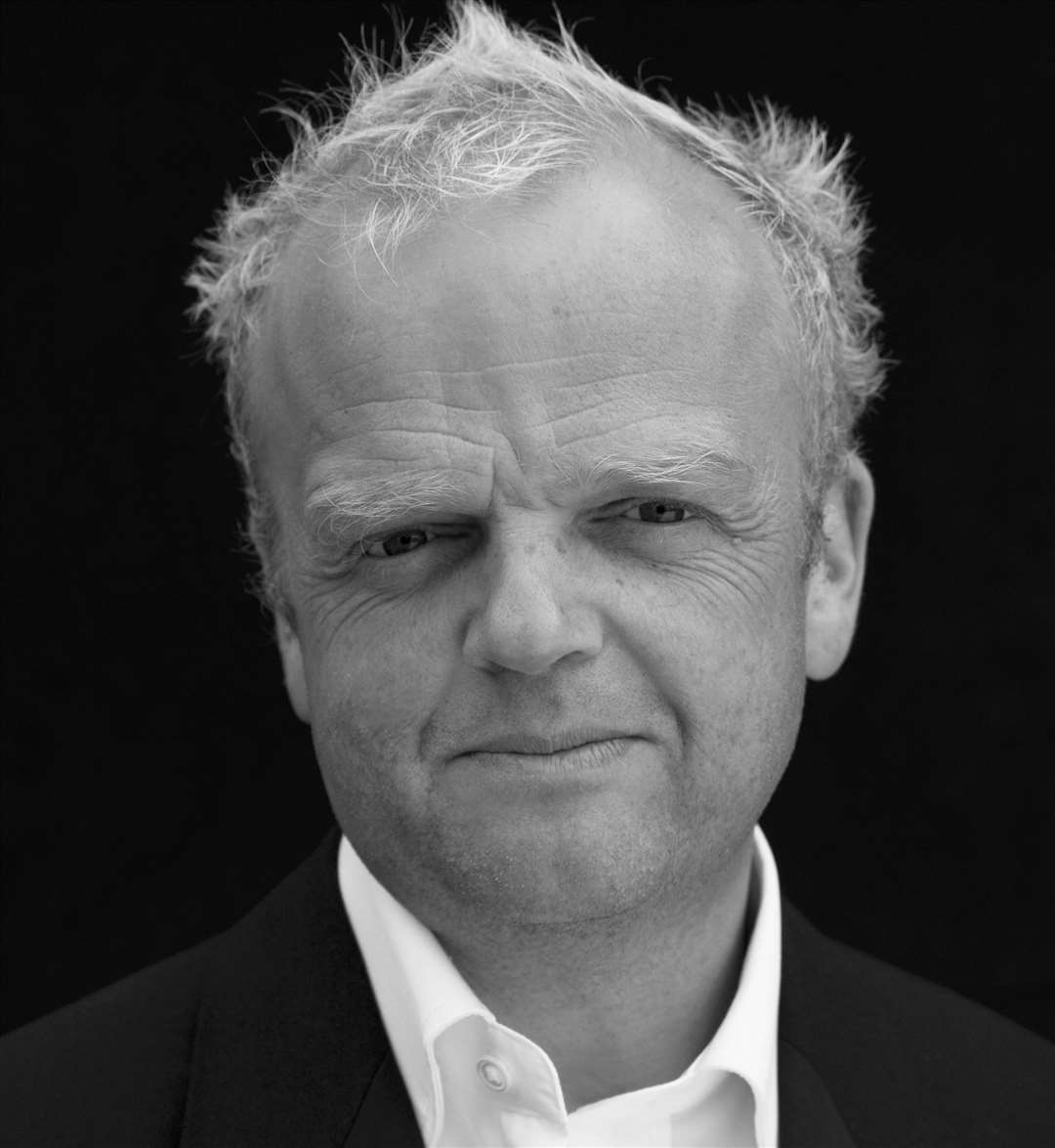 Actor Toby Jones will be at Folkestone Book Festival