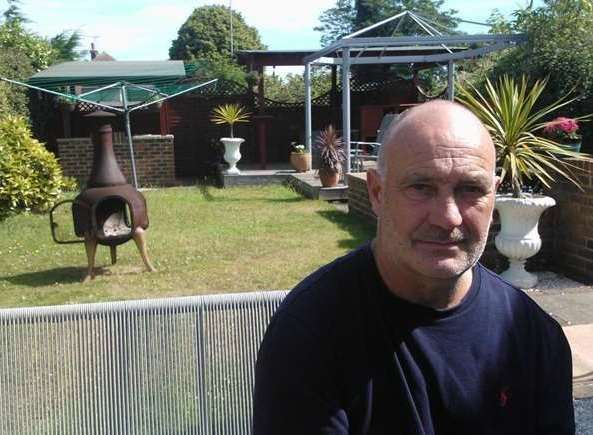 Glenn Whitehead, a scaffolder from Swanley who escaped death after fleeing from gunfire in a terrorist attack at a holiday resort in Tunisia