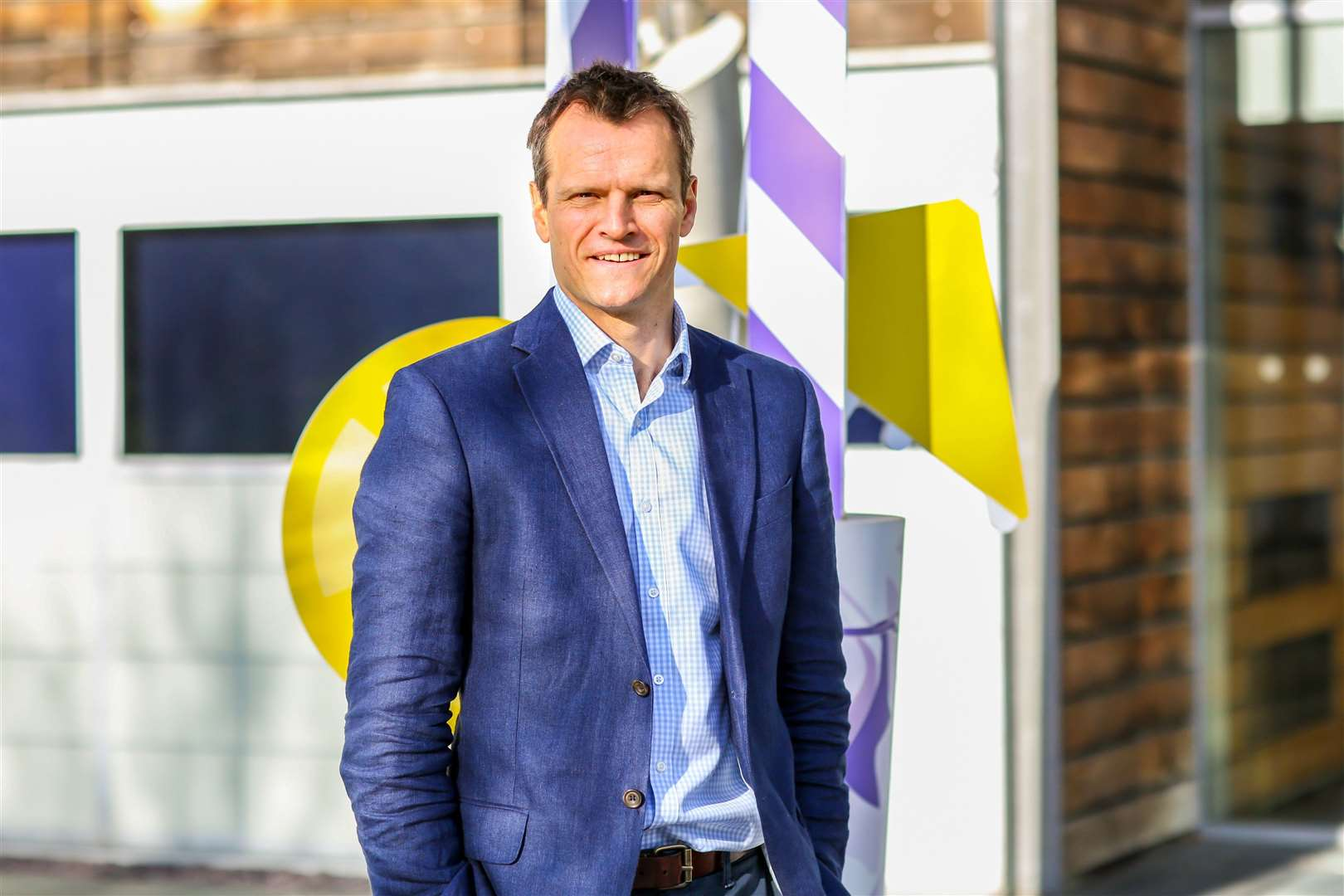 Hugo Loudon has joined Holiday Extras as CFO