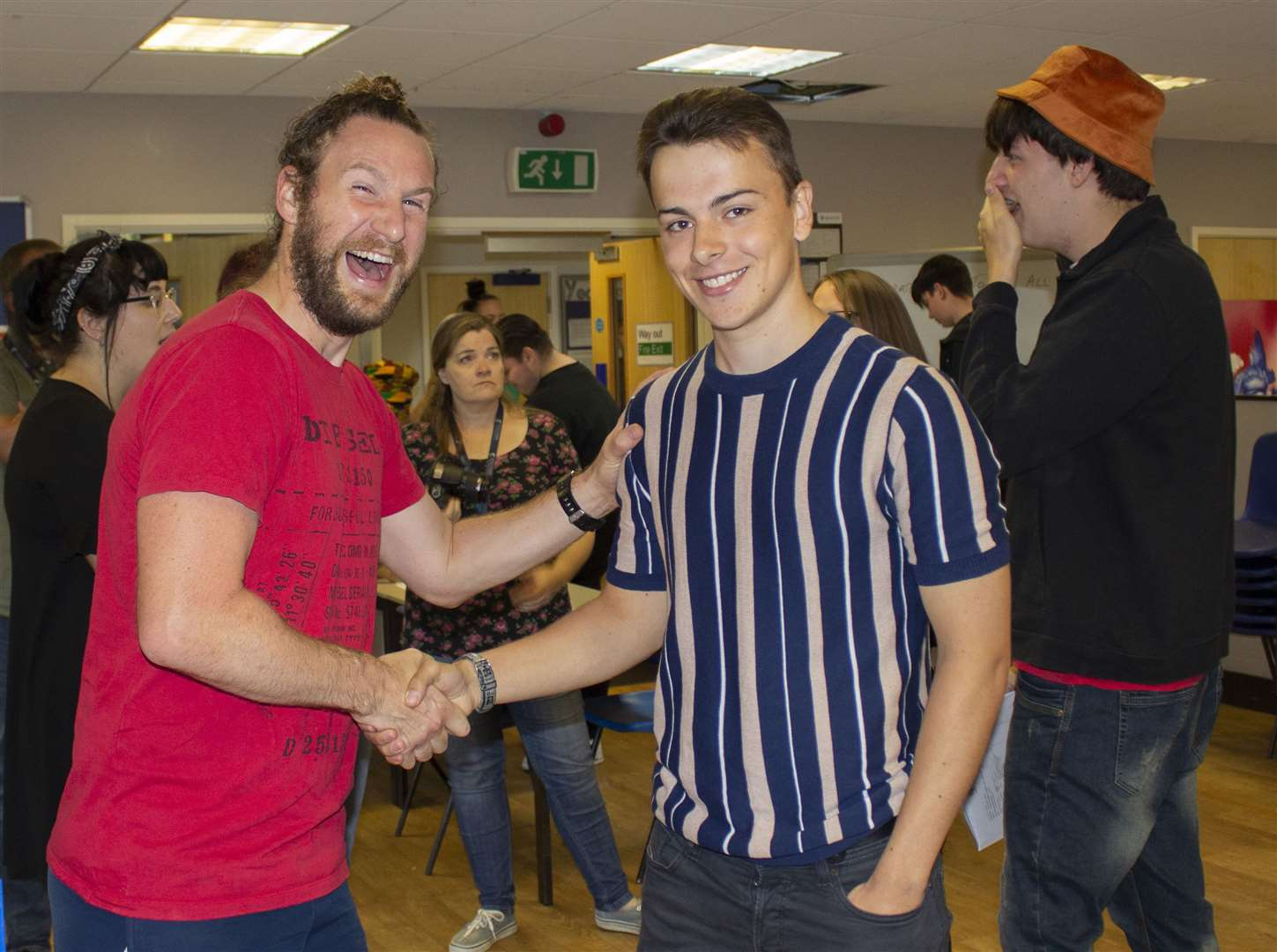 Holcombe Grammar School pupil Luke Yaxley has done well in his GCSEs (15618014)