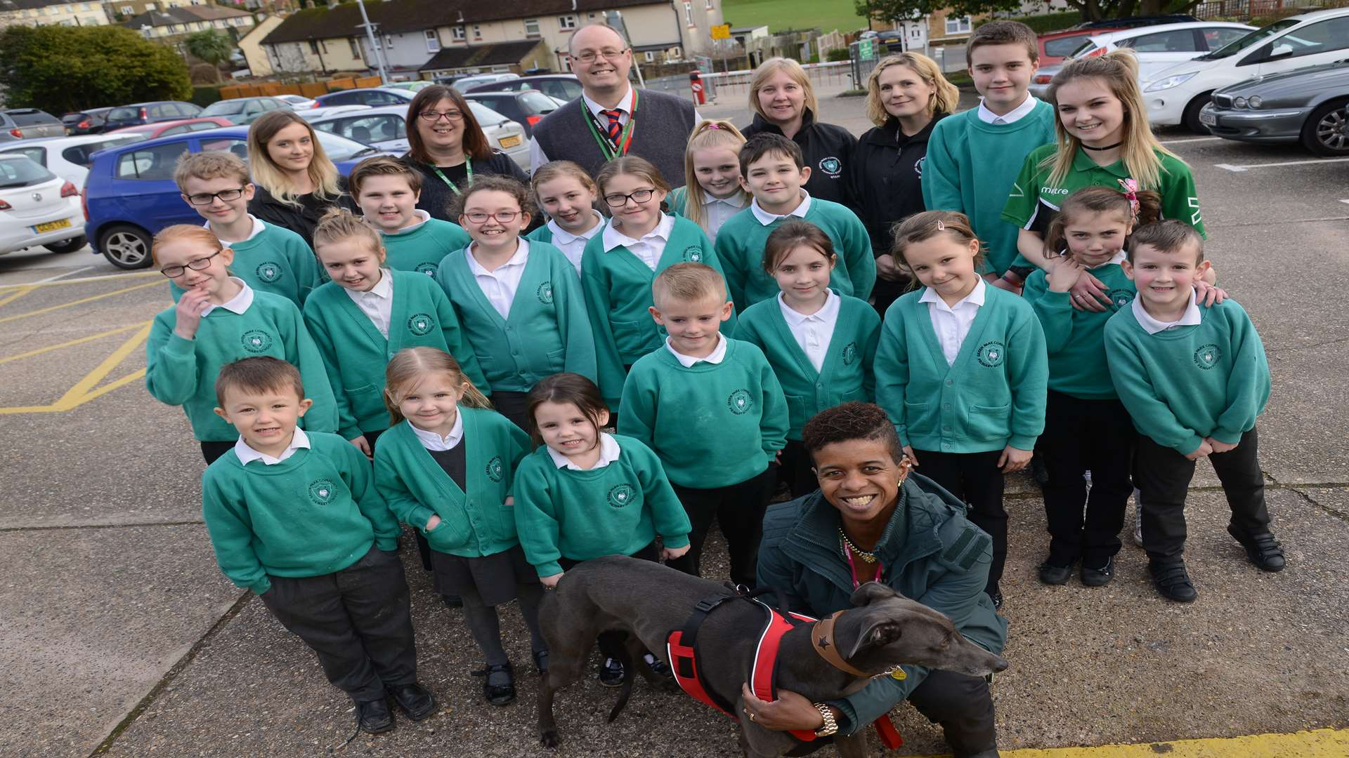 Top Marks From Ofsted For Green Park Primary School In