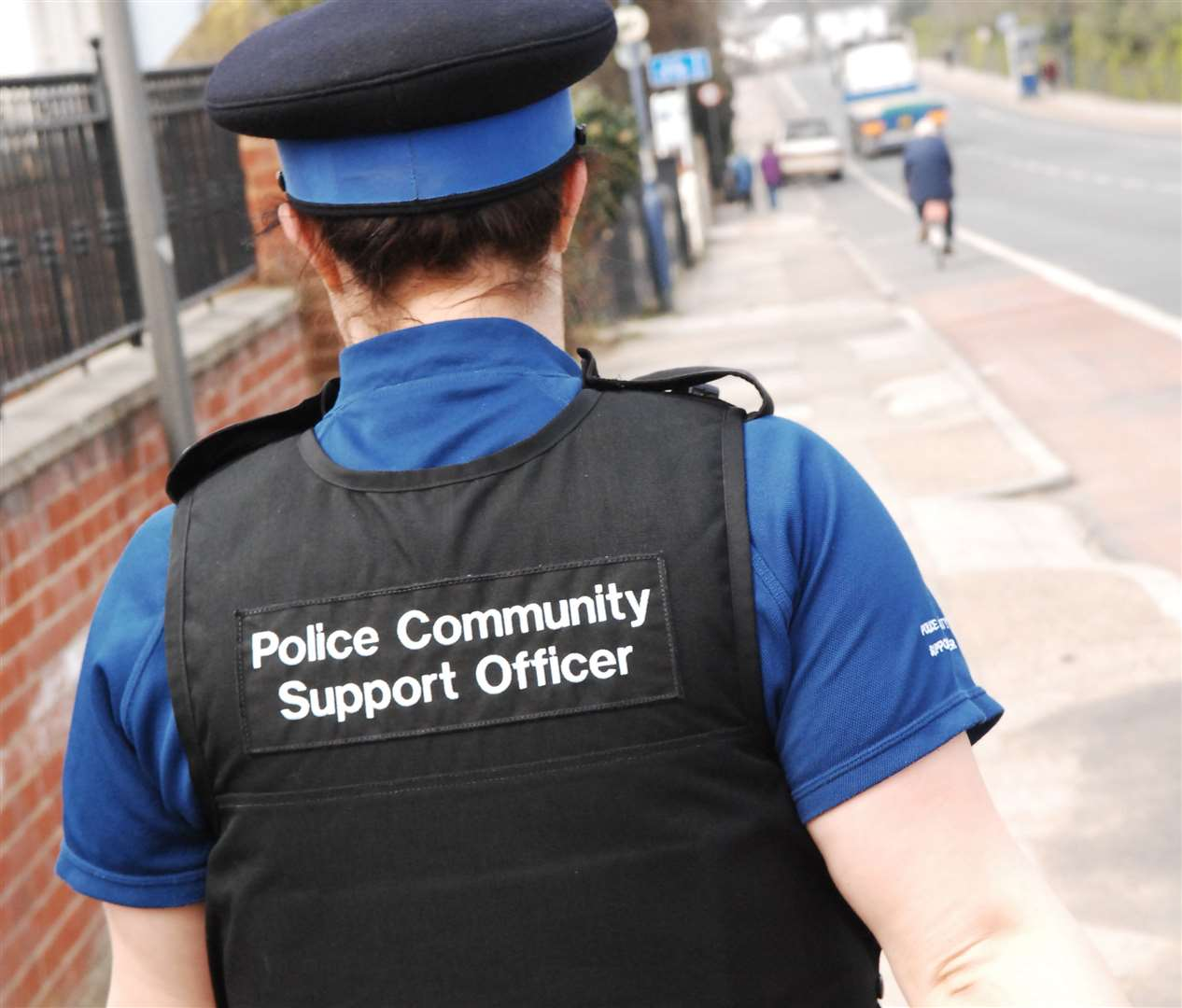 PCSOs in Kent have been given more powers