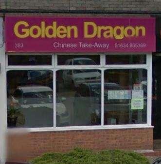 Golden dragon chinese walderslade village mastoral alpha pharma