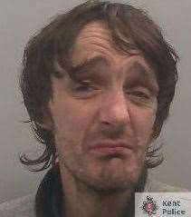 Paul Stone has been locked up. Picture: Kent Police