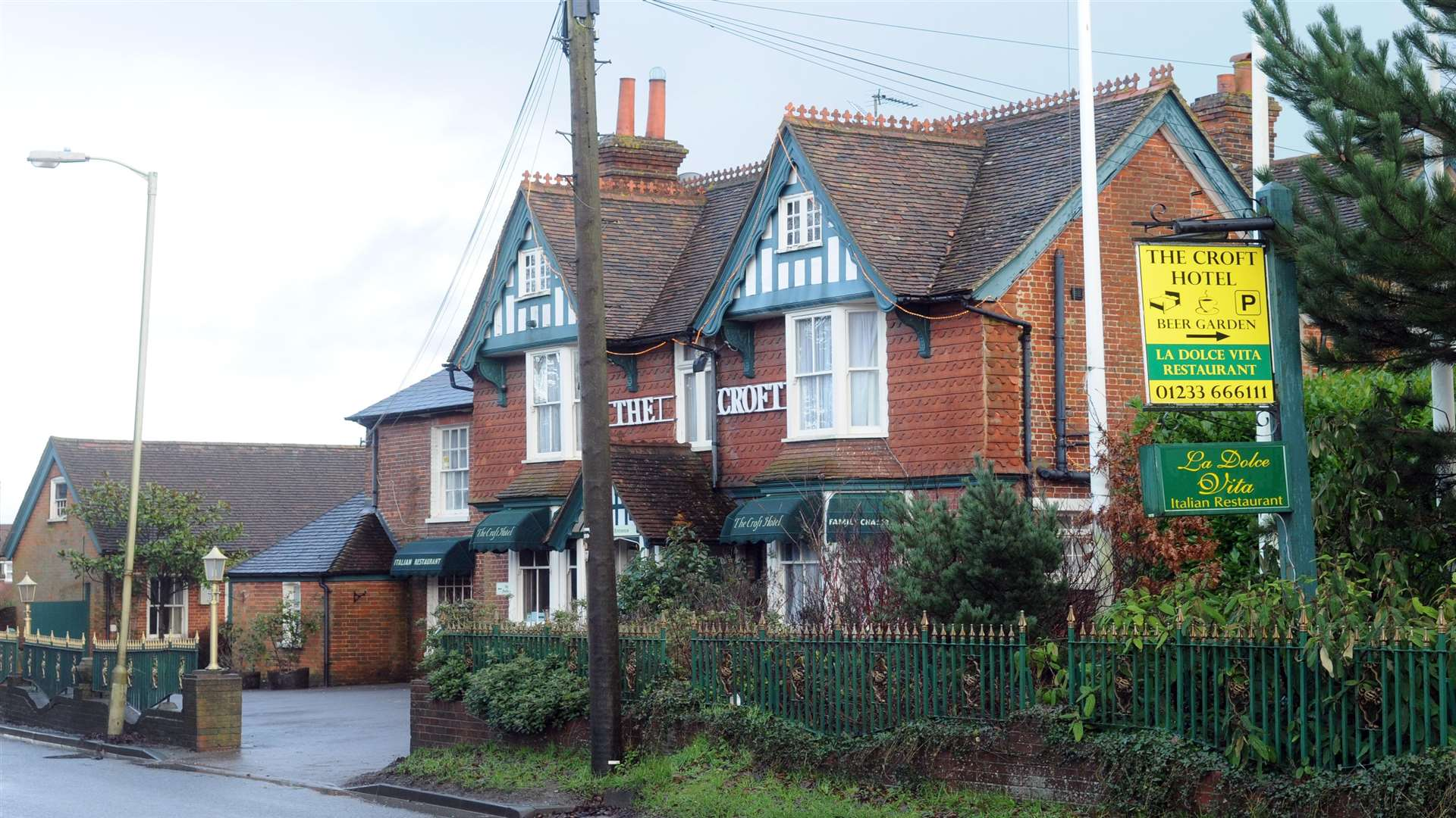Plans to demolish The Croft hotel have been turned down