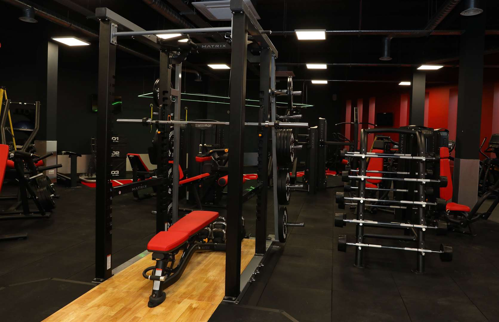 First look inside Snap Fitness in Elwick Place, Ashford