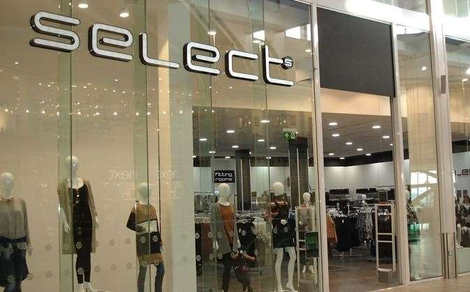 Select has 169 stores nationwide and will continue to trade