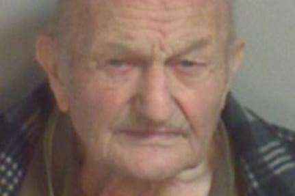 Pensioner Sydney Head, 85, of Green Meadow, Dymchurch, has been jailed for 18 years